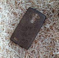 Чехол силиконовый плотный для LG G4, Черный