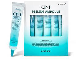 Пилинг-сыворотка для эффективного очищения кожи головы Esthetic House CP-1 Head Spa Peeling Ampoule