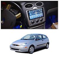 Штатна Android Магнітола на Ford Focus 2004-2011 Model 3G-WiFi-solution (М-ФФ2-9-3Ж), фото 1