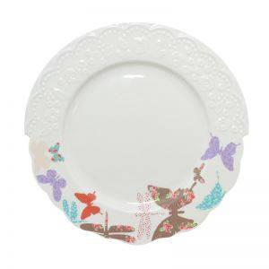 Тарелка десертная butterfly 21 см Krauff 21-252-020