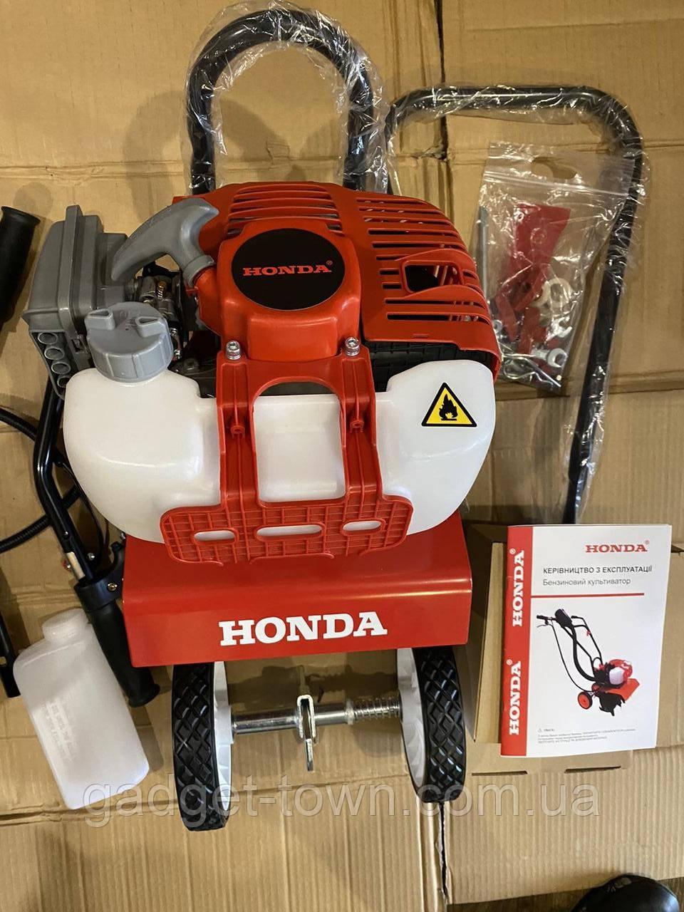 Мотокультиватор HONDA Культиватор бензиновий 2-х тактний (3.1 квт 52 куб см)