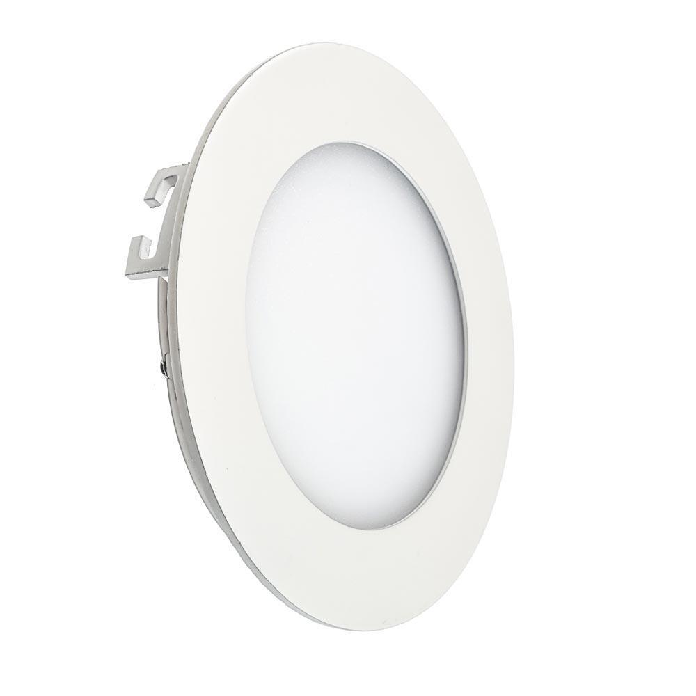 Светодиодный светильник точечный 6 Вт круглый 4000К IP20