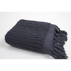 Рушник Barine - Rib indigo синій 45*90