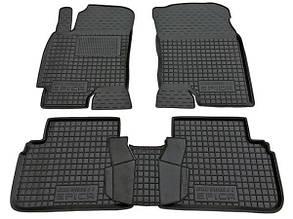 Полиуретановые (автогум) коврики в салон Chevrolet Epica 2006-2012/Шевроле Эпика