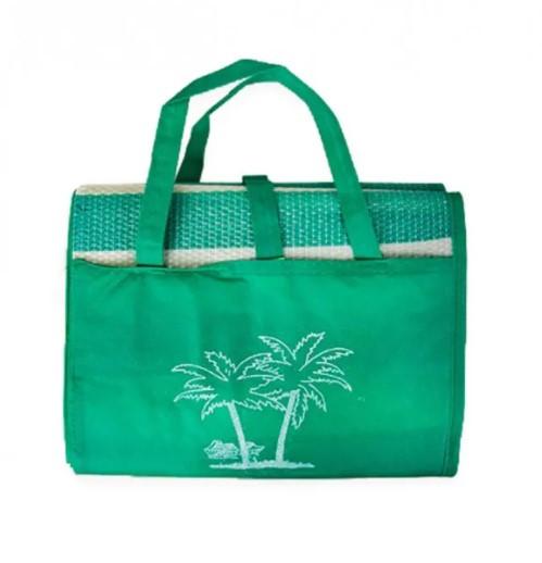 Сумка-коврик для пляжа и пикника GM18191 Зеленый