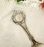 """Коллекционная оловянная ложка """"Шедевры живописи"""", олово, Германия, Albrecht Dürer, фото 5"""