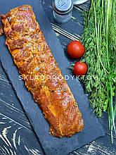 Свенные ребро в маринаде BBQ