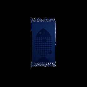 Рушник Barine - Fish Lacivert синій 50*90