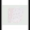 Рушник дитяче Irya - New Cloud pudra 70*120 пудра, фото 3