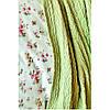 Набір постільна білизна з покривалом піку Karaca Home - Sonya yesil зелений піку 200*230 євро, фото 4