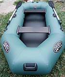 Надувний човен з пвх SCOUT. Човен Скаут. Човни від виробника. S249, двомісна човен пвх, фото 5