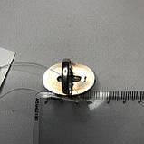 Лабрадор 17,5 р кольцо с натуральным лабрадором в серебре кольцо с лабрадором кольцо лабрадор Индия, фото 8
