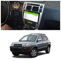 Штатна Android Магнітола на Hyundai Tucson 2006-2013 Model T3-solution (М-ХТ-10-Т3)