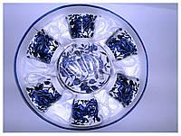 Набор чайный 12 предметов (ассортимент)