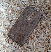 Чехол силиконовый плотный для LG G3, Черный