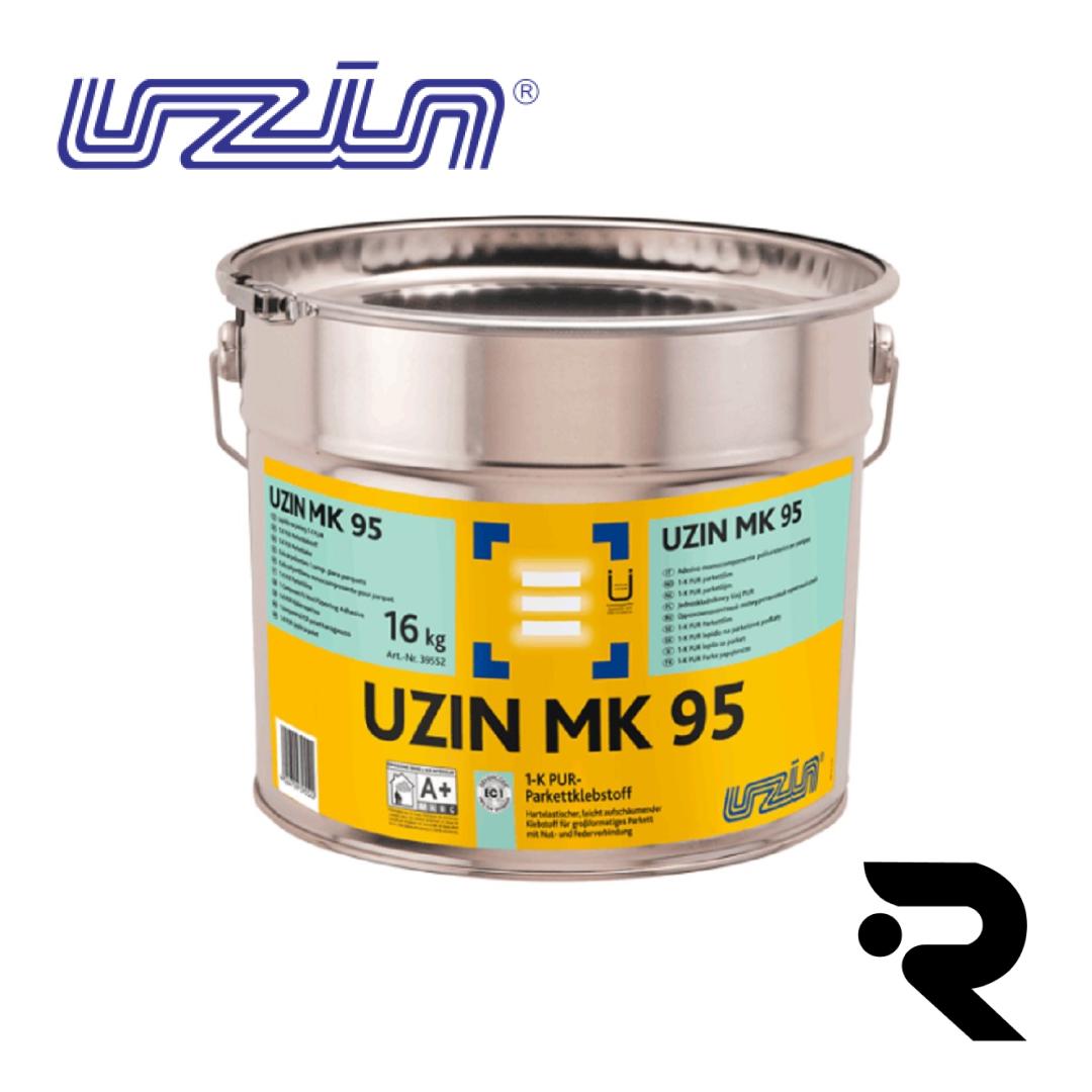 UZIN MK 95 S 2-компонентний ПУ-клей 2.5 кг