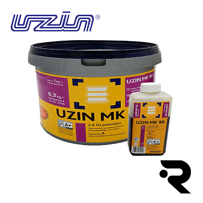 UZIN MK 90 2-компонентный ПУ-клей 10 кг