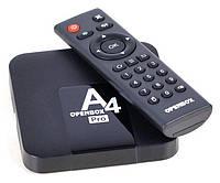 Смарт-приставка TV IPTV Openbox A4 PRO S905W