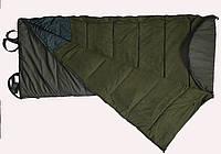 Армейский спальный мешок зима до - 20 (олива), фото 1