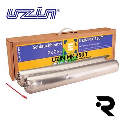 UZIN MK 250 1-компонентный STP клей 7.5 кг