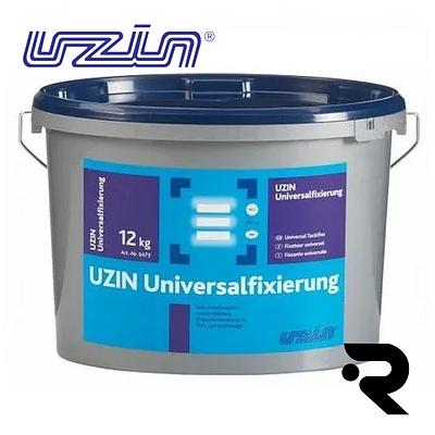 UZIN Universalfixierung / UZIN Universal Tackifier фиксатор для напольных покрытий 3 кг