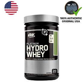 Протеин Optimum Platinum Hydro Whey, 795 грамм Ваниль