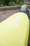 Самокат триколісний Best Scooter складаний New Жовтий, фото 2