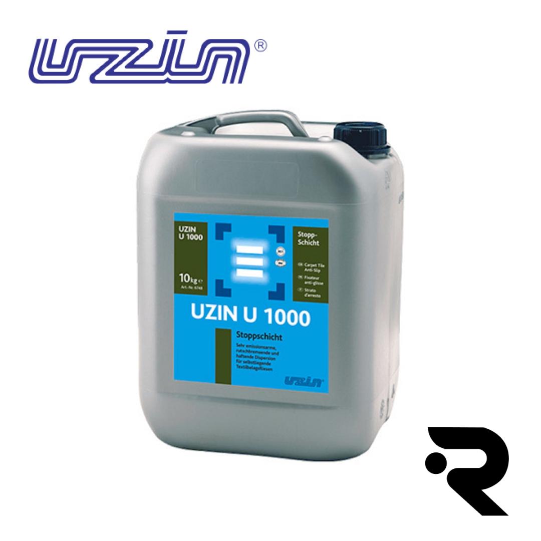 UZIN U 1000 фиксатор для напольных покрытий 10 кг