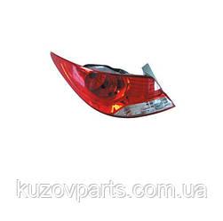 Фонарь задний правый левый Hyundai Accent 2011- 92401-1R010