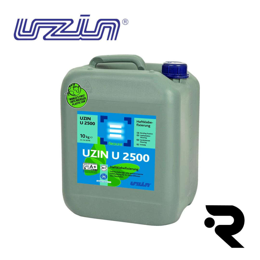 UZIN U 2500 фіксатор для підлогових покриттів 10 кг