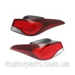 Фонарь задний правый левый Hyundai Elantra 2014- 92401-3X230