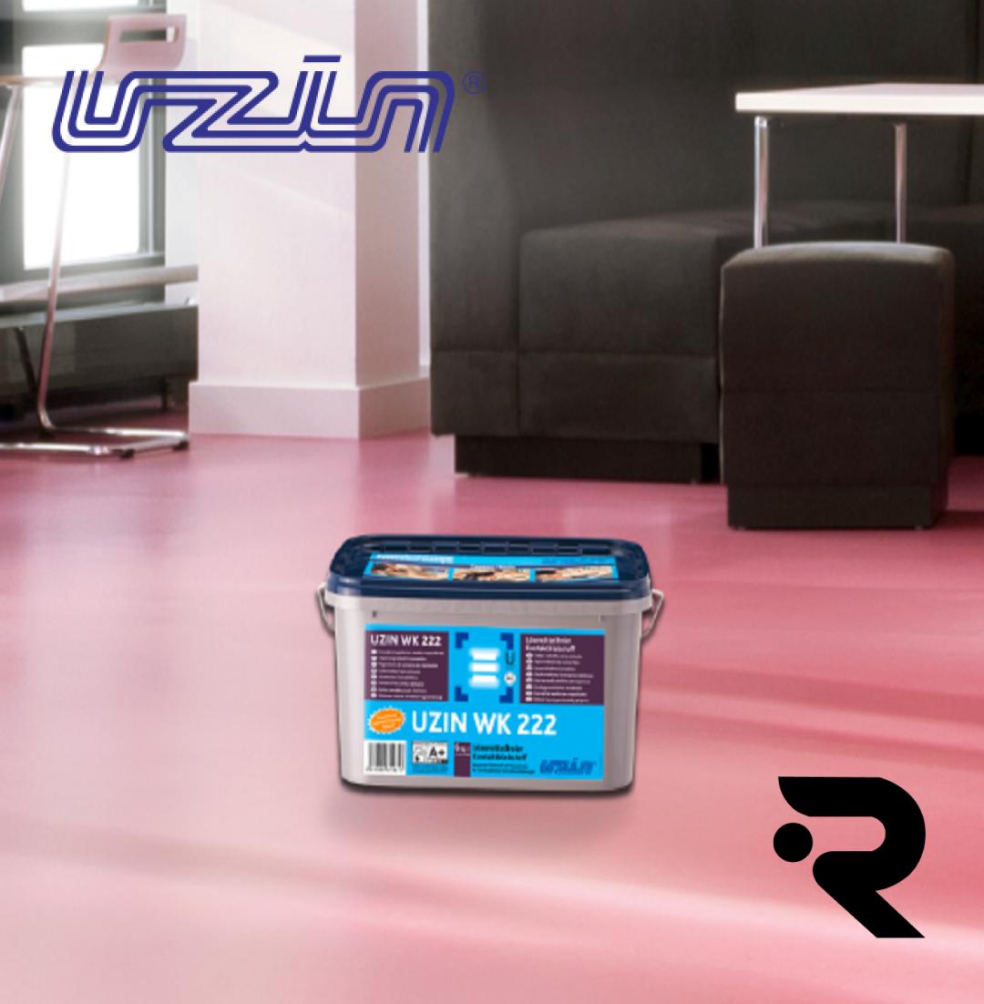 UZIN WK 222 контактний клей 1 кг