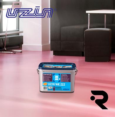 UZIN WK 222 контактный клей 1 кг