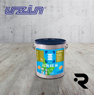 UZIN KE 66 клей для ПВХ и каучуковых покрытий 6 кг