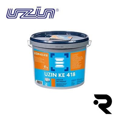 UZIN KE 418 универсальный клей 6 кг