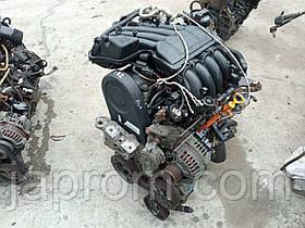 Мотор (Двигатель) Škoda Octavia Volkswagen Bora Golf 4 Leon A3 1.6 бензин 8V BFQ 2002г.в.