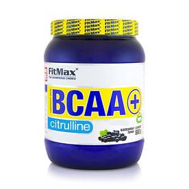 BCAA FitMax BCAA+Citrulline, 600 грамм Черная смородина СРОК 08.21