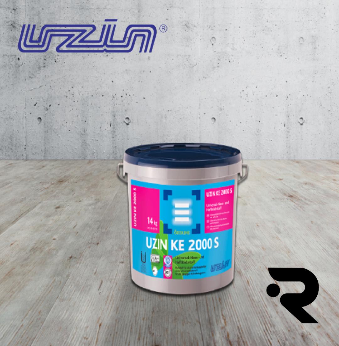 UZIN KE 2000 S универсальный клей 2 кг