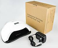 Лампа для маникюра, сушки гель-лака LED/UV SUN X7 Plus 90W белая