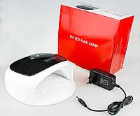 Лампа для маникюра, сушки гель-лака LED/UV SUN 4S Plus 72W