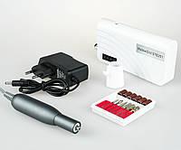 Машинка /Фрезер для маникюра и педикюра на аккумуляторе Mobile Drill STE-201 10-24W