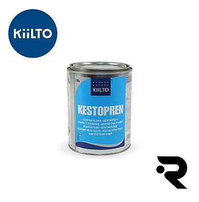 """Kiilto """"Kestopren"""" контактный клей 1 л"""