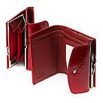 Кошелёк женский кожаный лаковый портмоне Sergio Torretti. (07-118), фото 3