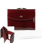 Кошелёк женский кожаный лаковый портмоне Sergio Torretti. (07-118), фото 7
