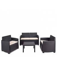 """Набор мебели """"Arena Set"""" антрацит"""