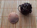 Скребок Гуаша Медный Монетка, фото 2