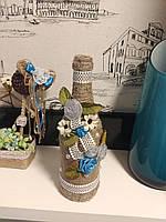 Искусственная бутылка украшение для дома топиарий для кофейни для ресторана