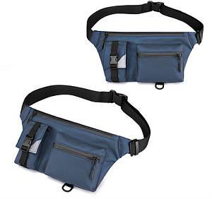 Сумка на пояс Прямые продажи с фабрики новой модной поясной сумки с отражающей полосой только оптом