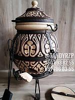 "Тандыр GT ""Аттика"" 85 литров (шампура, жароотсекатель, крюк для мяса), фото 1"
