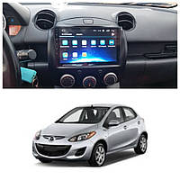 Штатна Android Магнітола на Mazda 2 2007-2014 Model T3-solution (М-Мз2-9-Т3)